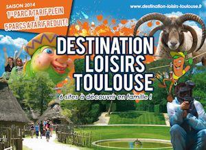 Parc d'attraction t�pacap - Partenaire Destination Loisirs Toulouse