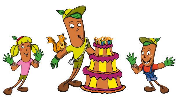 Viens fêter ton anniversaire à tépacap !