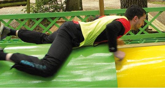 sortie scolaire au Parc de Loisirs Tépacap Toulouse