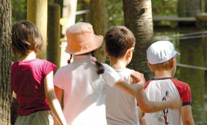 Accueil d'élèves au Parc de Loisirs Tépacap Toulouse